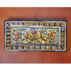 "Ceramic tray ""Rama"" ref.27-2"