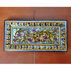"Ceramic tray ""Rama"" ref.27-3"