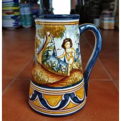 """Ceramic jug """"Rama"""" ref.21-1"""