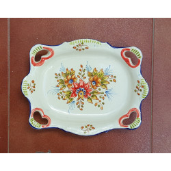 "Ceramic tray ""Talavera""..."