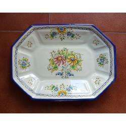 """Ceramic tray """"Talavera""""..."""