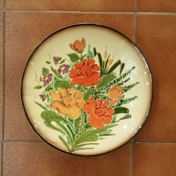 """Plato de cerámica """"Extra""""..."""