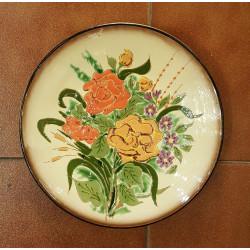 """Ceramic plate """"Extra"""" ref.32-2"""