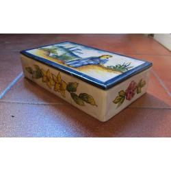 """Ceramic box """"Diaz"""" ref.25-1"""