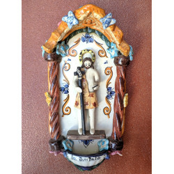 """Ceramic """"Holy water"""" Font..."""