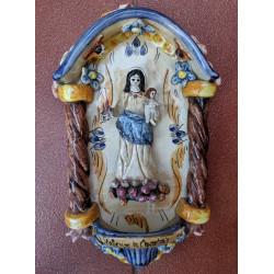 Benditera de cerámica...