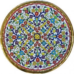 "Plate ""Arte"" R-116-b"