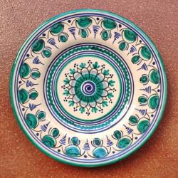 18cm plate.- Ref.34-18-av