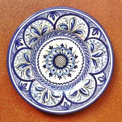 18cm plate.- Ref.34-18-z