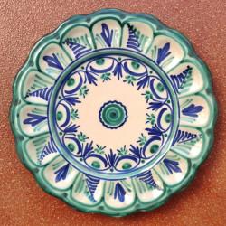 18cm plate.- Ref.13-18-av
