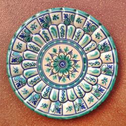 18cm plate.- Ref.14-18-av