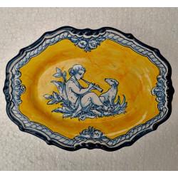 """Ceramic Tray """"Robles"""" ref.24-1"""