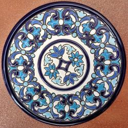 "Plate ""Arte"" R-134-a"