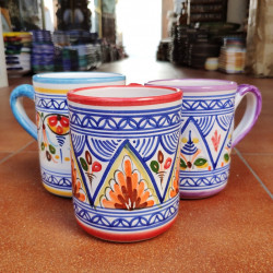 Big Ceramic mug 12 cm. (4.7...