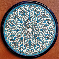 "Plate ""Arte"" R-136-1"