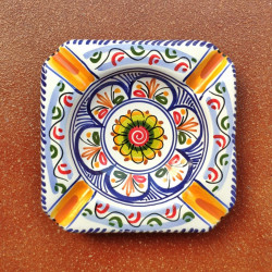 Ceramic ashtray 14 cm. (5.5...
