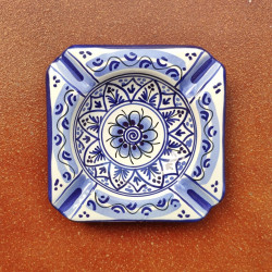 Ceramic ashtray 14 cm. (5.5...