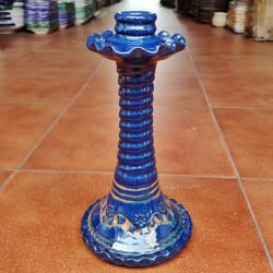 Candel holder 25 cm. (10...