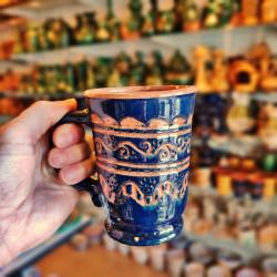 Ceramic mug 13 cm. (5.1...