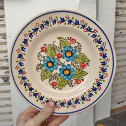 """Plate """"Classic"""" ref.34-24-fl"""