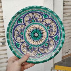 """Plate """"Bezo"""" ref.154-24-av"""