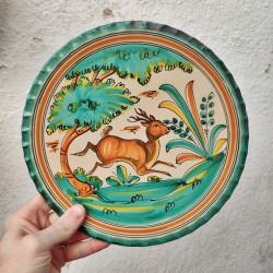 """Plate """"Bezo"""" ref.154-24-m1"""
