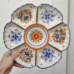 """Tapas"" plate ref.172-07-c1"