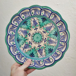 """Plate """"Castanets""""..."""