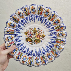 """Plate """"Gallones"""" ref.14-29-c2"""