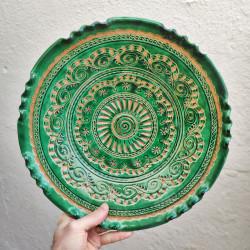 """Plate """"Tito"""" ref.33v-a"""