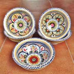Set of 3 Bowls in 16cm. -...