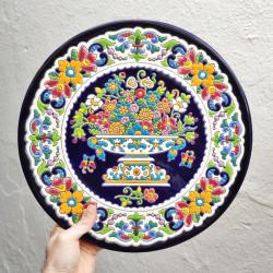 "Plate ""Arte"" R-968-1"