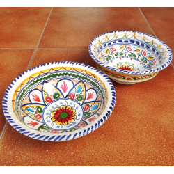 Set of 3 Bowls in 16cm. -...