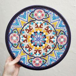 "Plate ""Arte"" R-967-1"