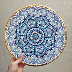 "Plate ""Arte"" R-128-4"