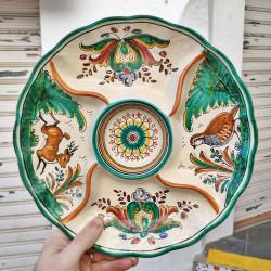 """""""Tapas"""" plate ref.177-05-mont"""
