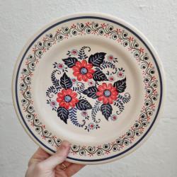 """Plate """"Classic"""" ref.34-28-fl"""