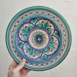 """Plate """"Classic"""" ref.34-28-av"""