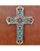 Ceramic crosses - Seville -