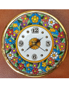 Small ceramic clocks