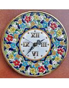 Relojes de cerámica medianos