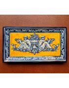 Bandejas de cerámica - Robles -