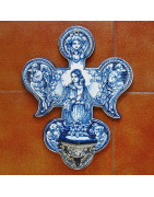 """Holy water"" Ceramic Fonts - ""Robles"" -"