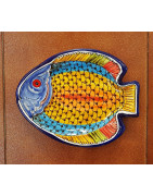 Spanish ceramic trays - Andalusia -