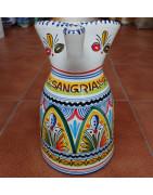 Ceramic kitchen pieces - Andalucia -