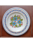 Ceramic Plates 28cm/11in