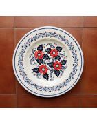 Ceramic Plates +30cm/+11.8in