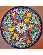 Platos de cerámica medianos - España -