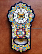 Ceramic clocks from Spain