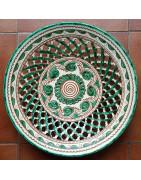"Ceramic plates ""Tito"" - Ubeda - Spain"